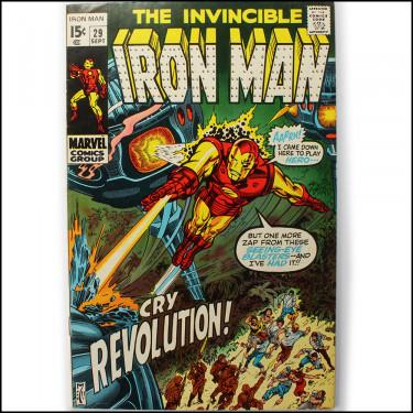 '70 Iron Man