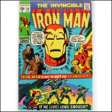 '71 Iron Man
