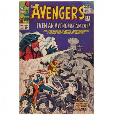 '63 Avengers PR