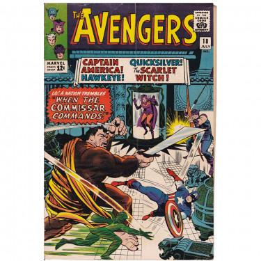 '63 Avengers FR