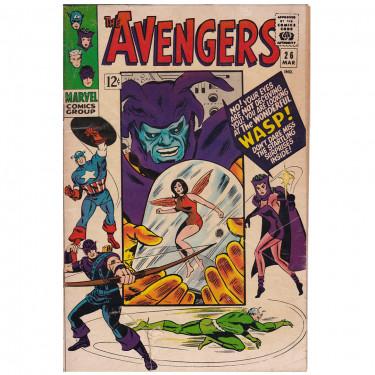 '63 Avengers GD