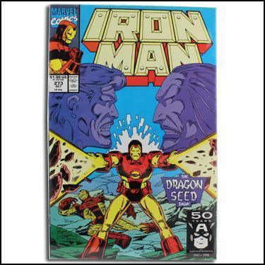 Iron Man 273