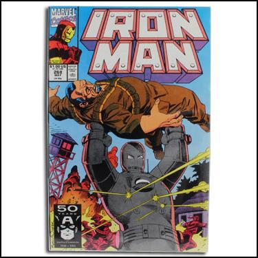 Iron Man 268