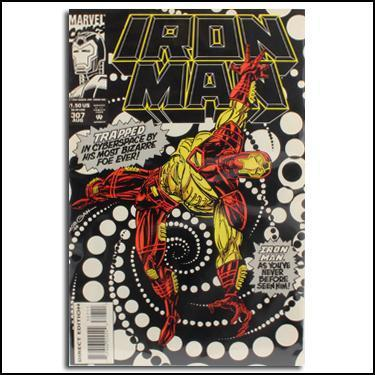 Iron Man 307