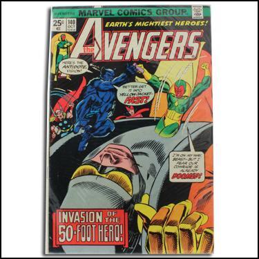Avengers 140
