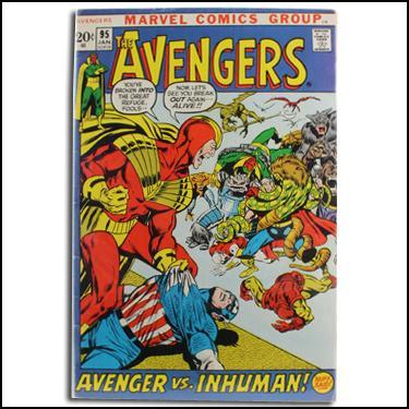 Avengers 95