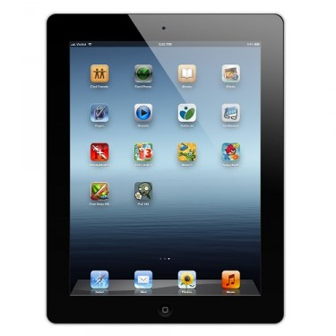 Blk iPad2 16 GB