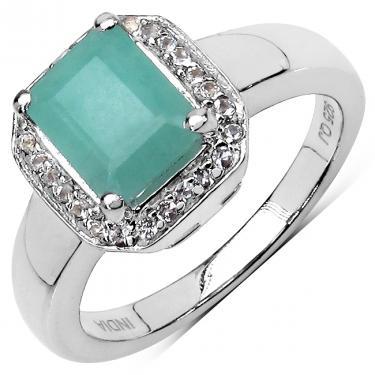 Silver Emerald