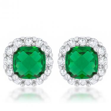 Emerald Stud