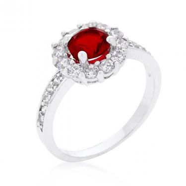 Ruby Red Halo