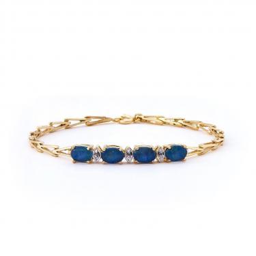 3.89ctw Sapphire
