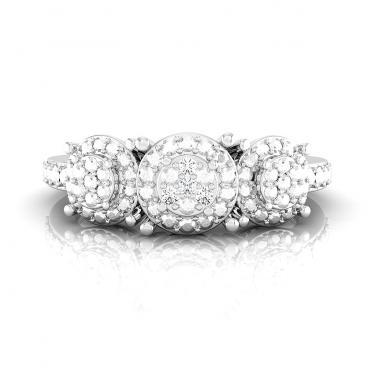 0.03ctw Diamond