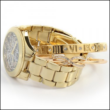 Watch Bangle Set