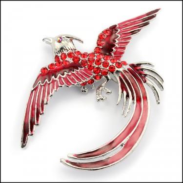 Hot Pink Phoenix