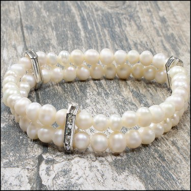 66 Pearls Silver