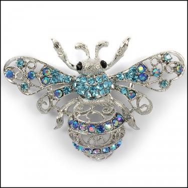 Queen Bee Brooch
