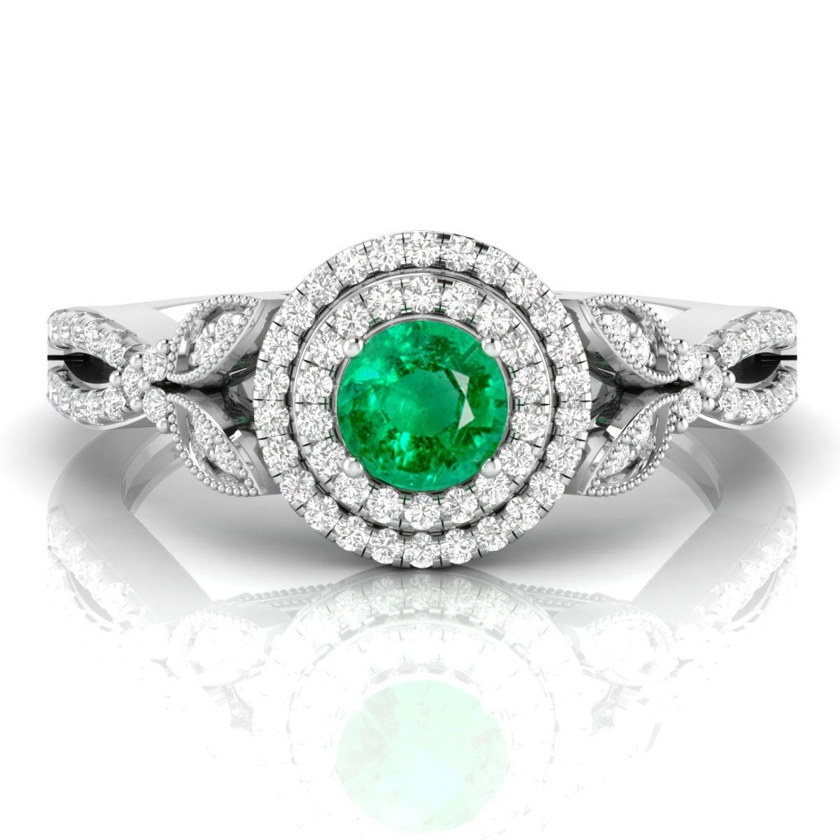 102 DIAM Emerald