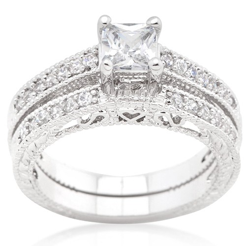 Princess Cut Fil