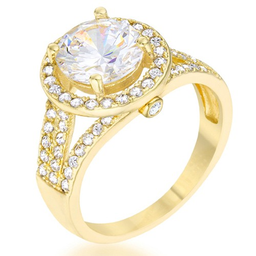 Marylin 2.5ct CZ