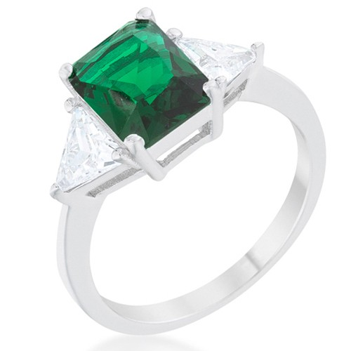 Radiant Emerald