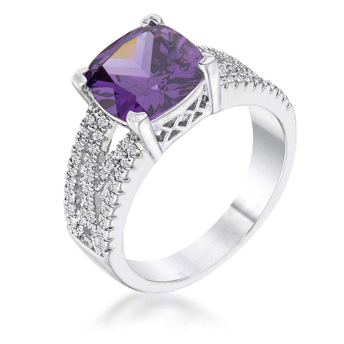 Violet AnnivRing