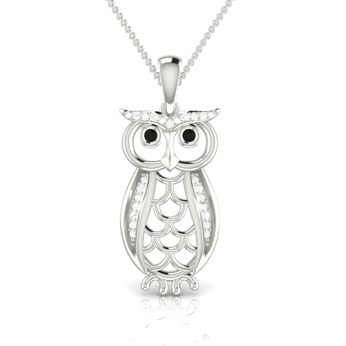 Diamonds Owl