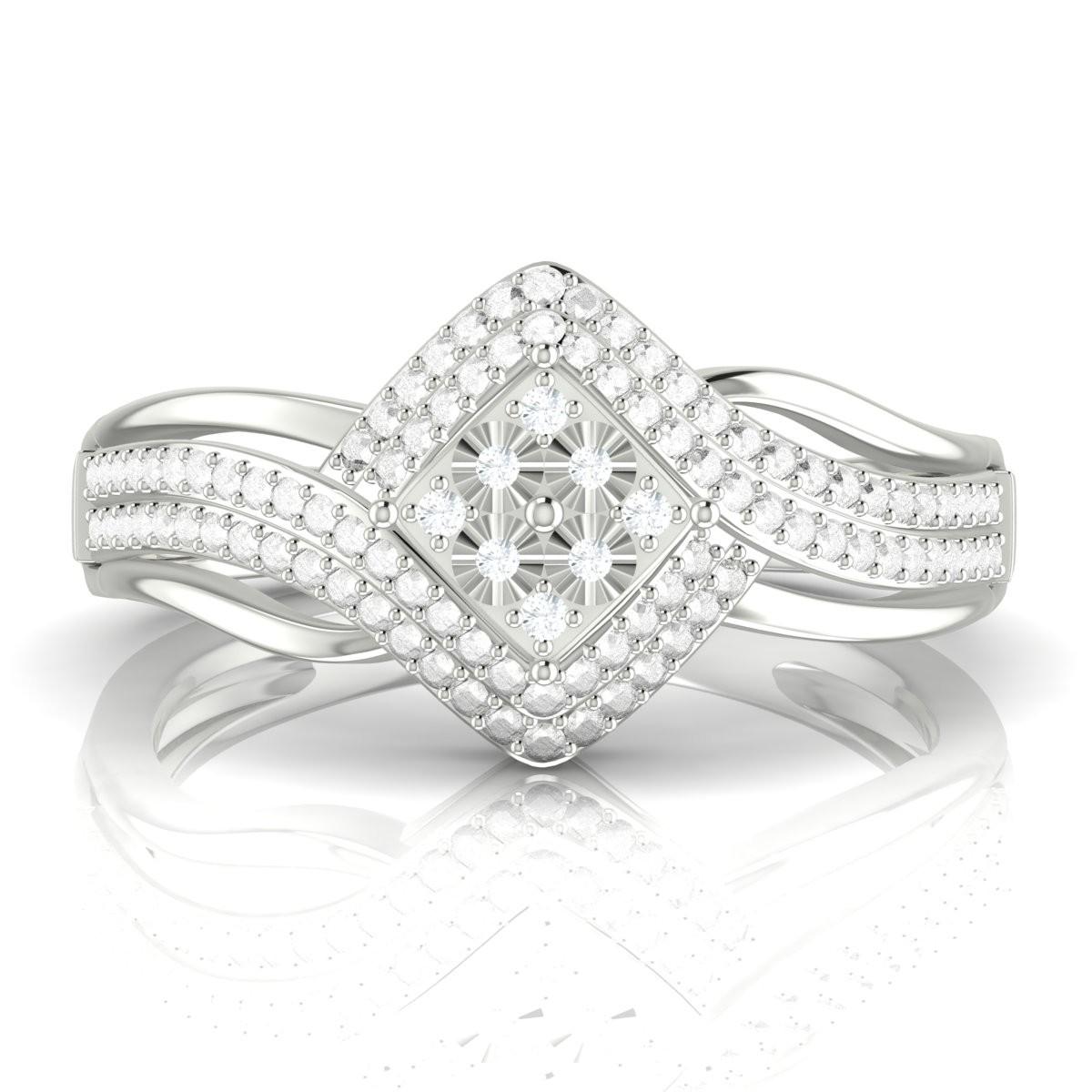 8 Diamonds Lady