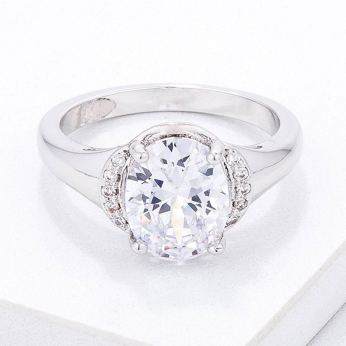 Oval Engagement