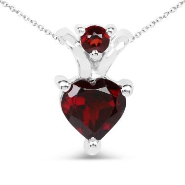 Garnet Heart