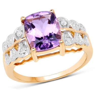 Amethyst*Diamond