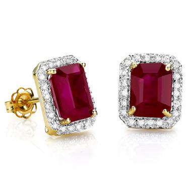 42 Diamonds Ruby