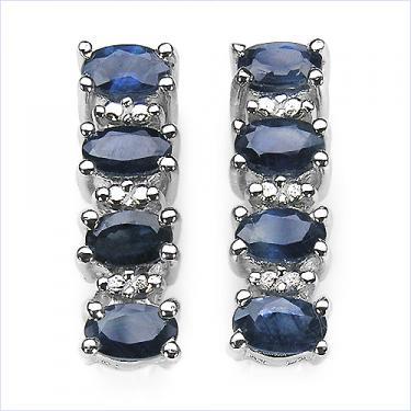 Sapphire Ovals