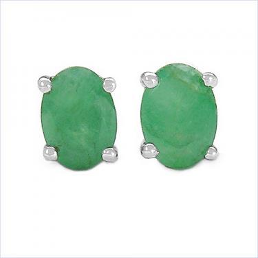 1.70CTW Emerald