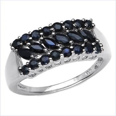 1.52CTW Sapphire