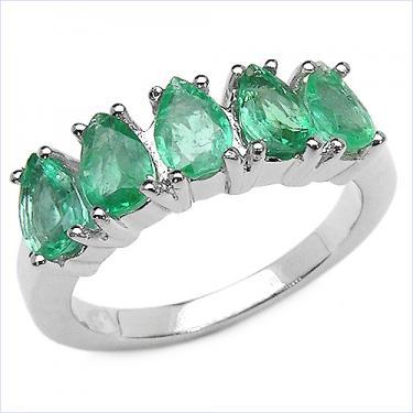2.0 CTW Emerald