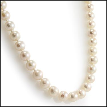 14K Gold Pearls