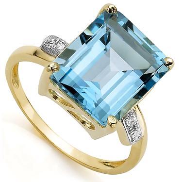 10K GOLD Diamond