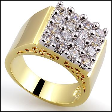 Mens Bling Ring
