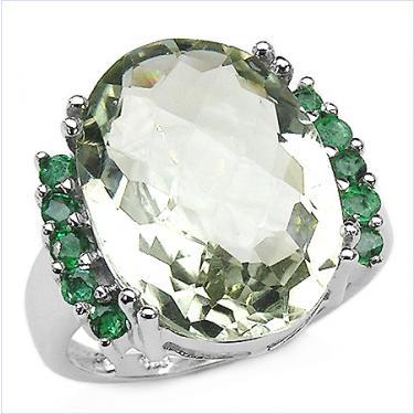 Amethyst Emerald