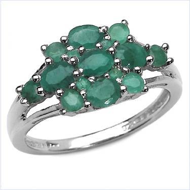 1.50CTW Emerald