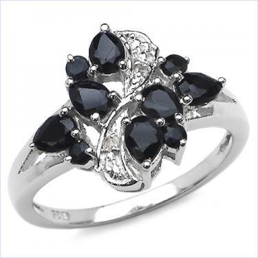 1.40CTW Sapphire
