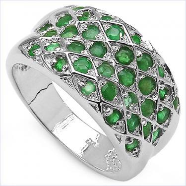 1.29CTW Emerald