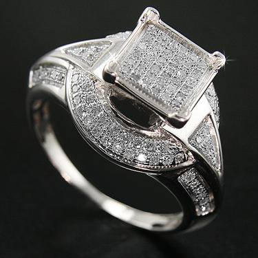 128 Diamond Ring