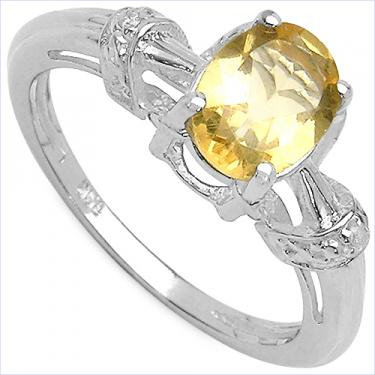 Citrine Diamond