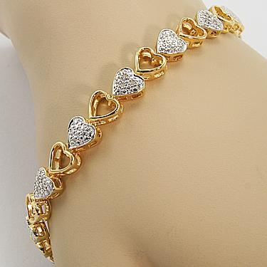 40 Diamond Heart