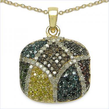 1.07CTW Diamonds