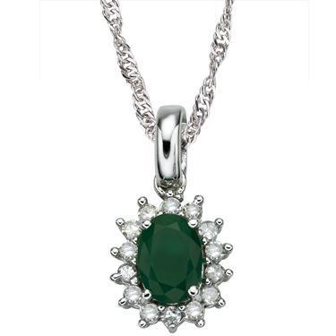 Diamonds Emerald