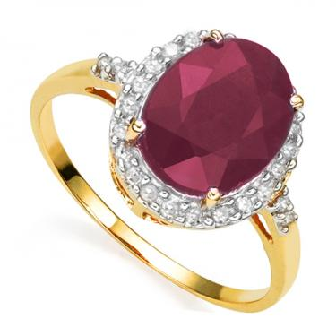 26 Diamonds Ruby