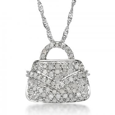 72 Diamond Purse