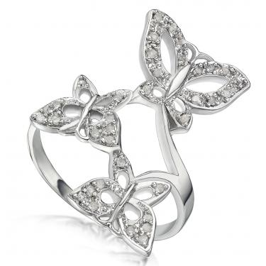 Diamonds BF Ring
